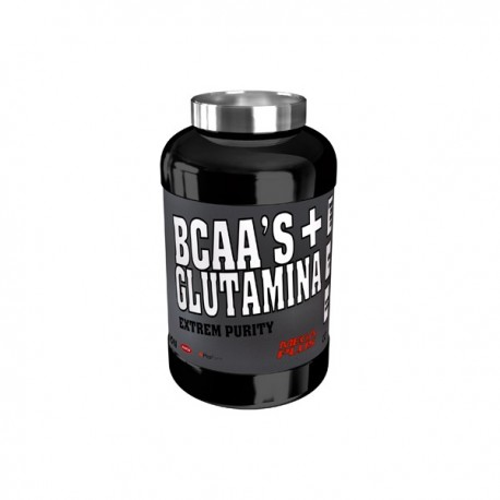 BCAA + GLUTAMINAS Extrem Purity