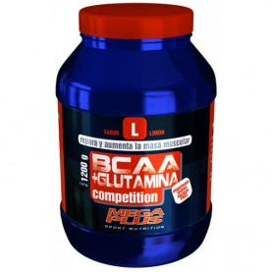BCAA + GLUTAMINAS